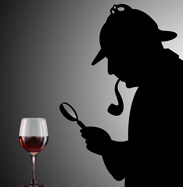 Detective Pictures Images And Stock Photos Istock Detective Seeking Clues Stock Photo