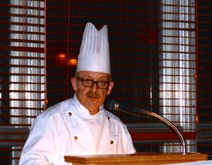 Chef Luc Sohier