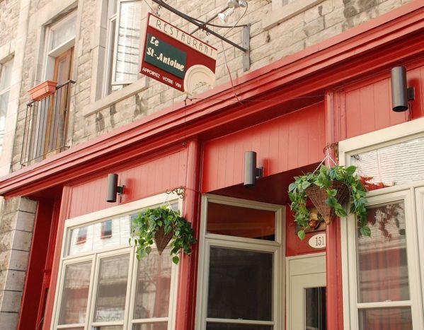 Restaurant Le St Antoine 01